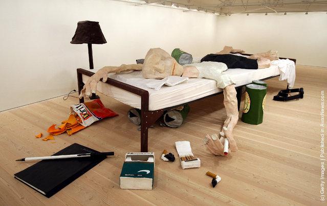 Artist Will Ryman, The Bed