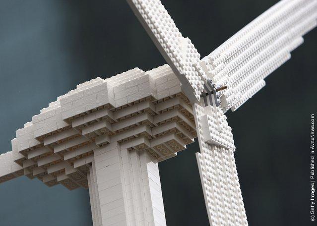 Lego Turbine