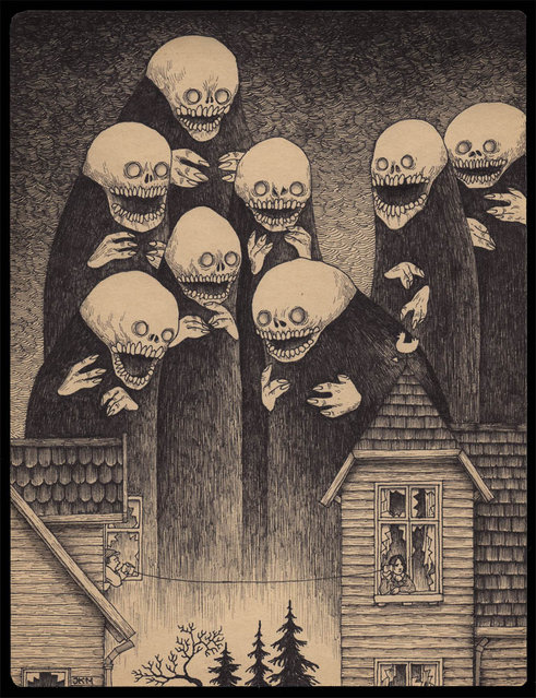 Creepy Art