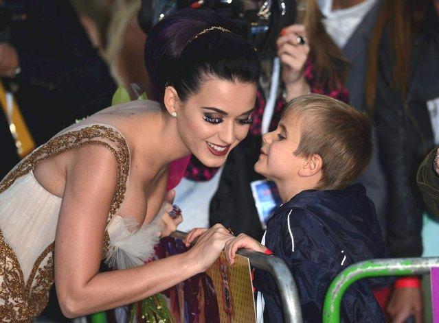Katy Perry: «Part Of Me 3D» European Premiere