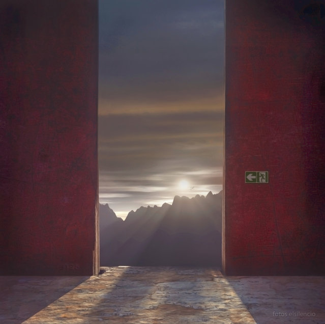 """""""Way out"""". (Jaime Lluch)"""