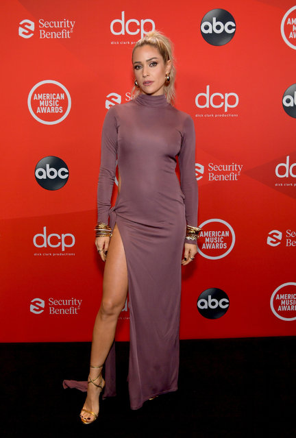 In this image released on November 22, American television personality Kristin Cavallari attends the 2020 American Music Awards at Microsoft Theater on November 22, 2020 in Los Angeles, California. (Photo by Emma McIntyre/AMA2020/Getty Images for dcp)