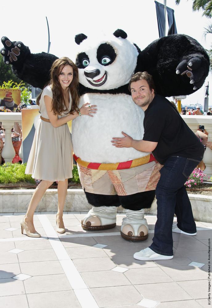 Kung Fu Panda 2 Photocall: 64th Annual Cannes Film Festival