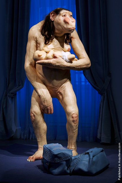 Big Mother by Patricia Piccinini