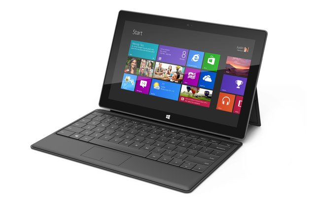 Microsoft Announces Surface Tablet