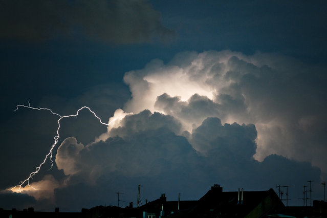 Thunderstorms By Jakob Wagner