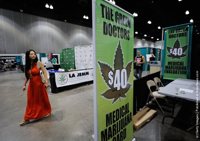 HempCon 2011 Medical Marijuana Expo