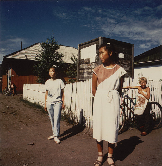 Tuva (1991). Chilikov also travelled across the former Soviet Union, making studies of towns and the people who lived there. (Photo by Sergey Chilikov)