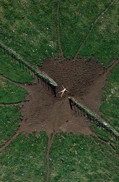 Aerial Nudes by John Crawford