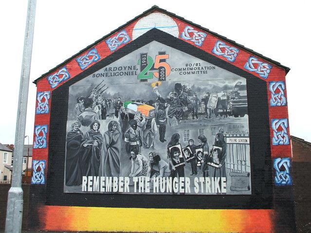 Murals In Northern Ireland