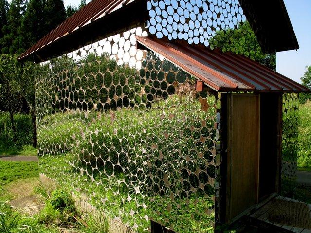 Glass House By Harumi Yukutake