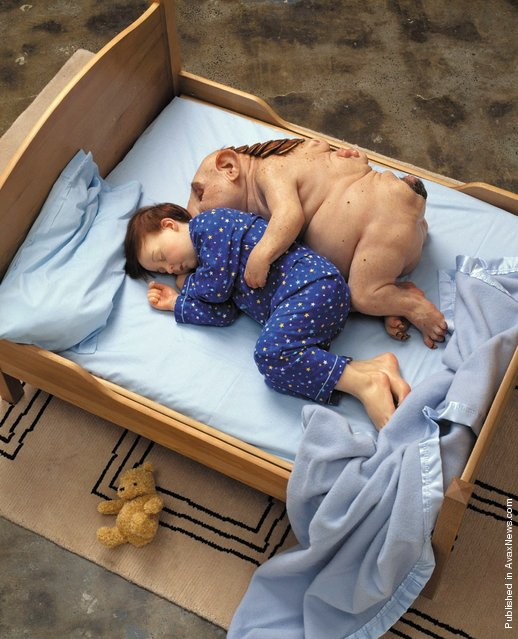 Undivided by Patricia Piccinini