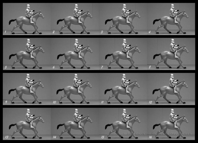 Galloping Trooper