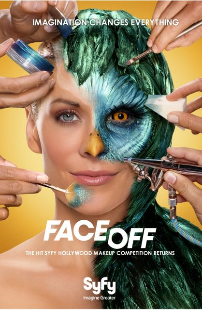 Face Off  Is An American Reality Television Show Part 1