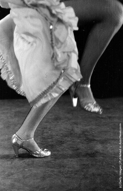 Flamenco dancer Vadja delOro