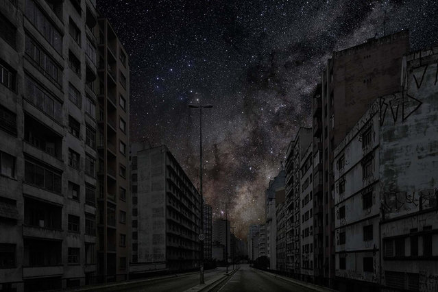 Thierry Cohen by Darkened Cities