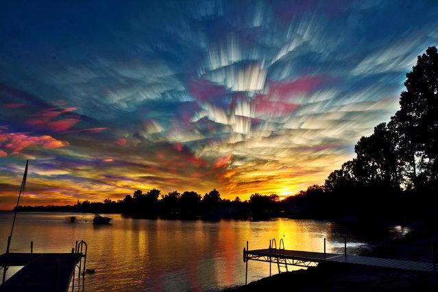 """""""Shattered Rainbow"""". (Matt Molloy)"""