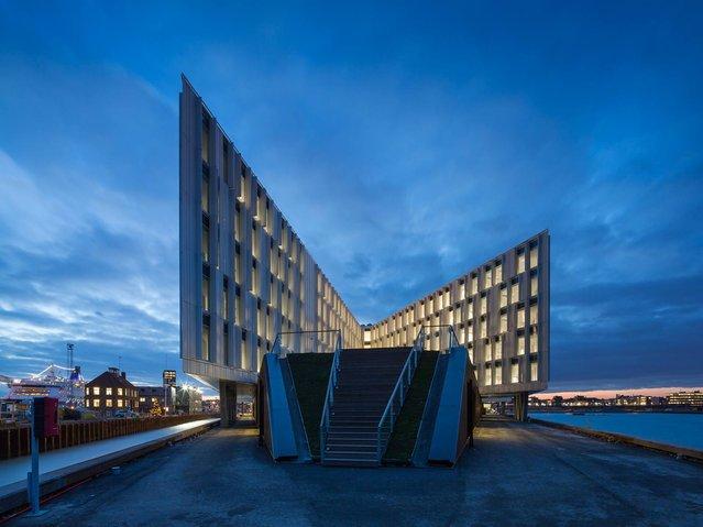 UN City In Copenhagen
