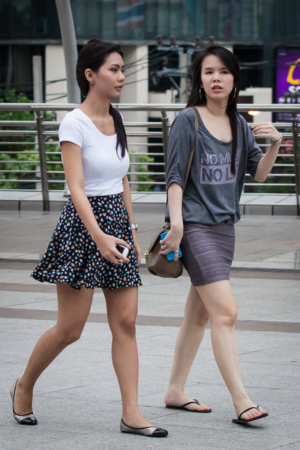 Beautiful and s*xy Thai girls