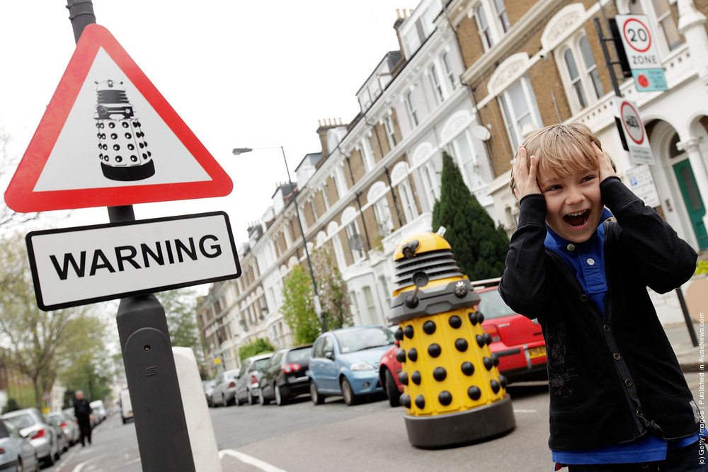 The Daleks!!