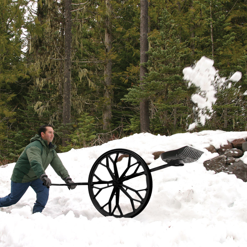 Wovel – The Ultimate Snow Shovel