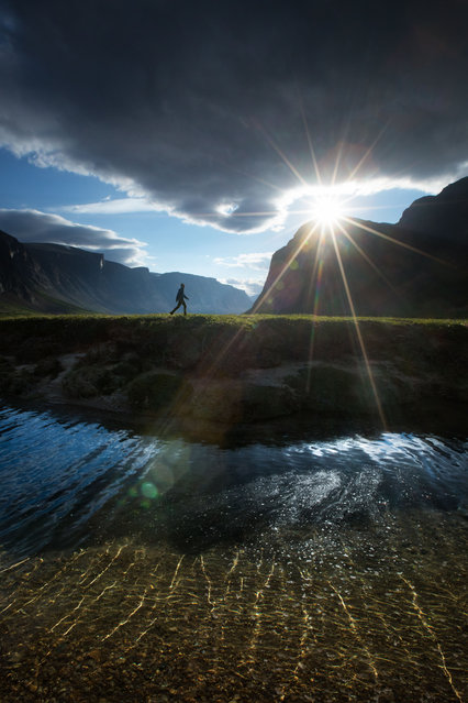 Scenes from Torngats Mountains National Park. (Photo by Paul Zizka/Caters News Agency)