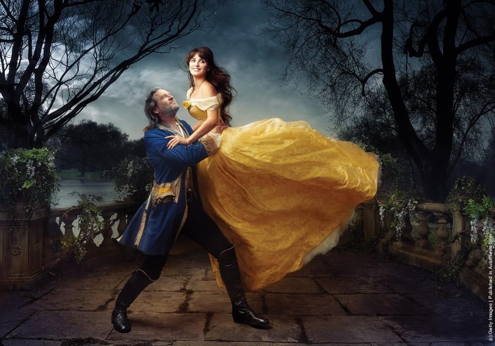 Disney Parks Unveils New Disney Dream Portraits by Annie Leibovitz