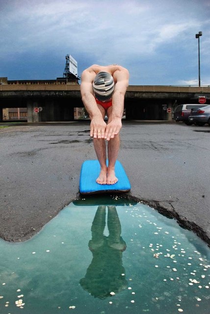 """Potholes"" Project by Photographer Davide Luciano"