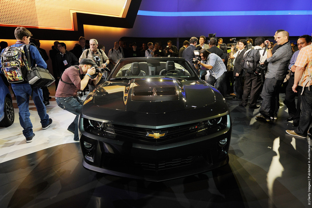 Los Angeles Auto Show Previews Latest Car Models