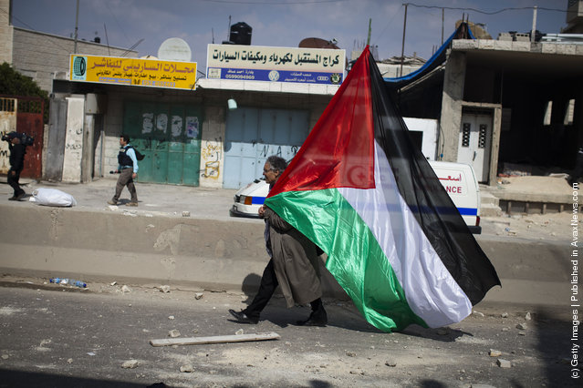 Palestinians Mark Land Day With Demonstrations