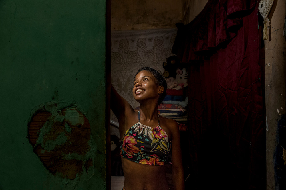 Women of the Favela