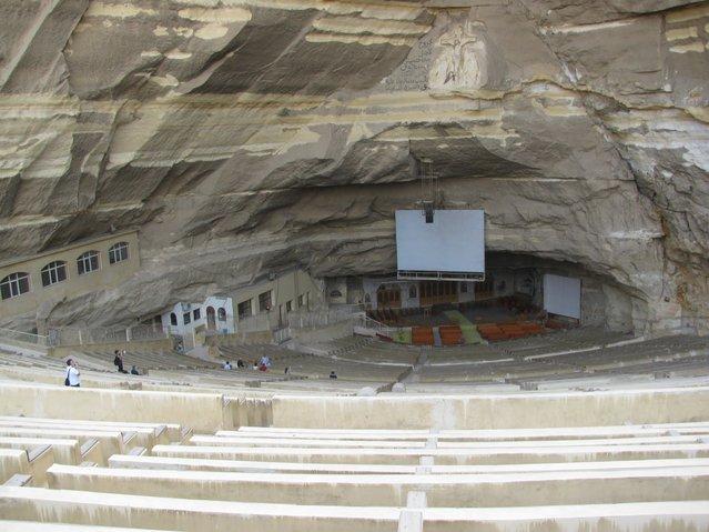 Cave Church Mountain