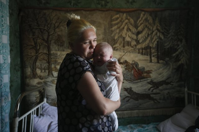 Caught In East Ukraine Crossfire