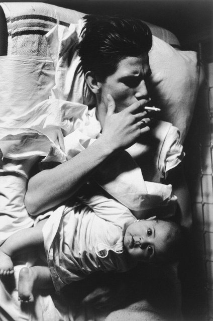 Untitled, 1963. (Photo by Larry Clark/Courtesy of the artist and Luhring Augustine, New York)