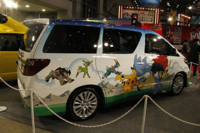 Toyota By PokeCars