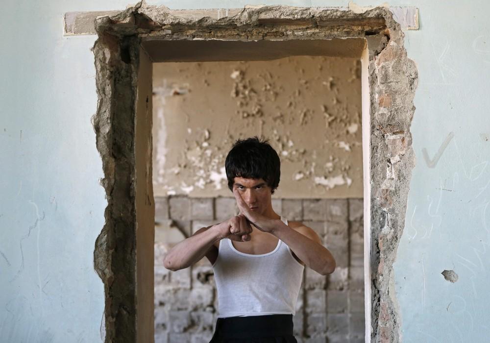 Afghan Bruce Lee