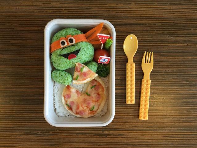 Food-Art By Nikki Garcia