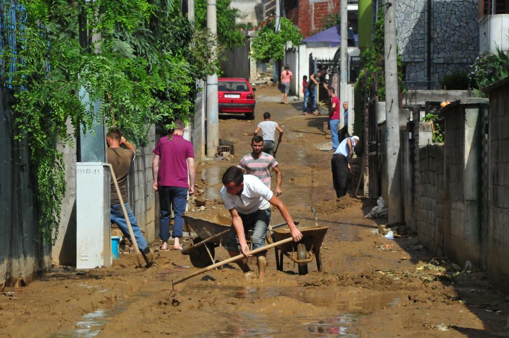 Flash Floods in Macedonia