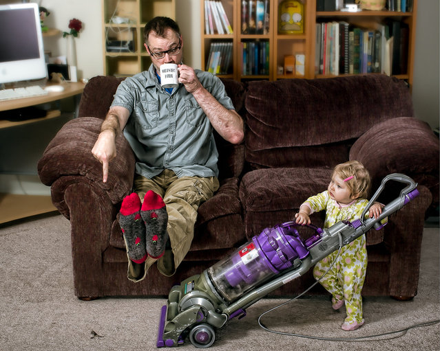World's Best Father  by Dave Engledow