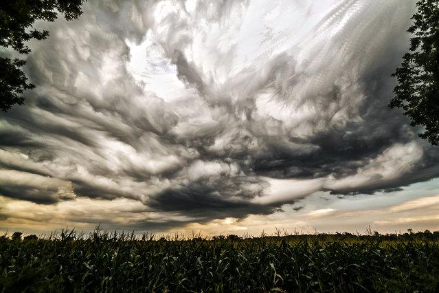 """Twisted Sky"". (Photo by Matt Molloy)"
