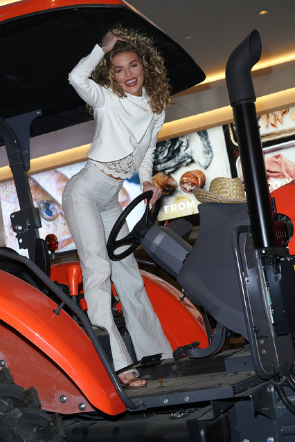 AnnaLynne McCord attends the grand opening of Farmhouse Los Angeles at Farmhouse on March 15, 2018 in Los Angeles, California. (Photo by J.C. Olivera/Getty Images)