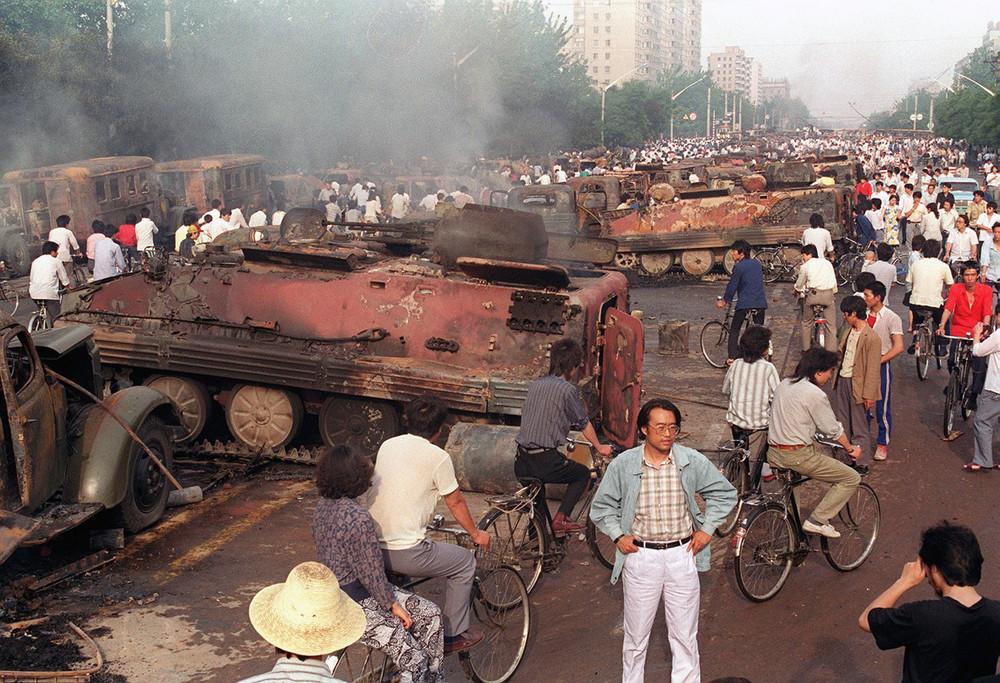 24th Anniversary of the Tiananmen Square