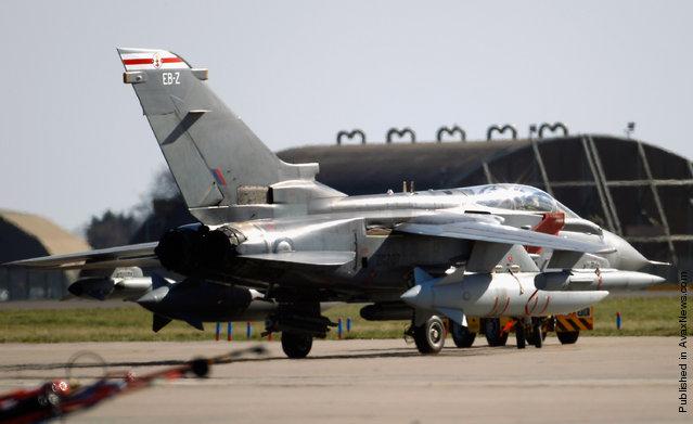 Typhoon Euro Fighters