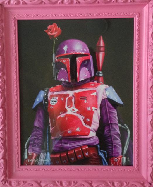 The Pinks By Scott Scheidly