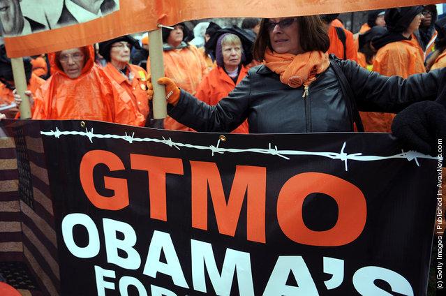 Activists Group Call On Obama To Close Guantanamo Bay Detention Facility