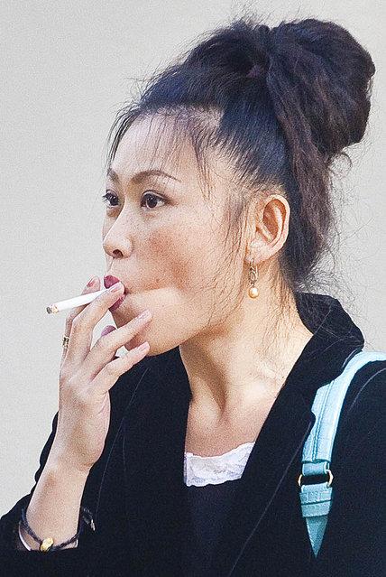 Sucks. Smoker. (Photo by Brent Wilson)