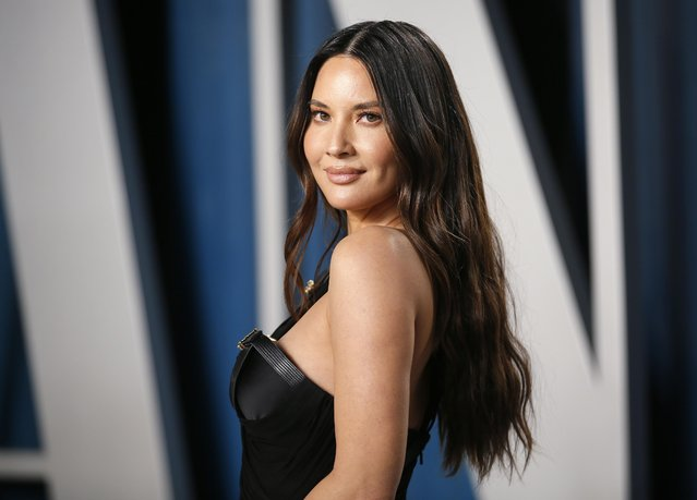 Olivia Munn attends the Vanity Fair Oscar party in Beverly Hills during the 92nd Academy Awards, in Los Angeles, California, U.S., February 9, 2020. (Photo by Danny Moloshok/Reuters)
