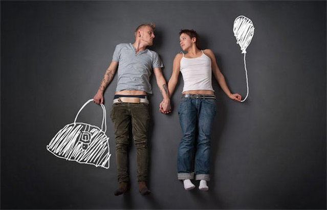 Love Story Photography by Elovich