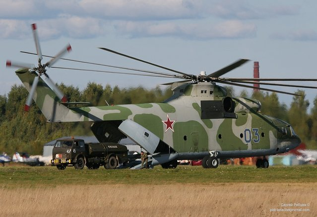 Simply Some Photos: Russian Military Aviations