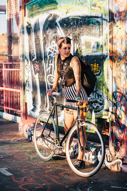 New York Bike Style By Sam Polcer